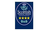 Visit Scotland Gold 4 Star Accommodation