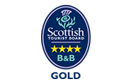 Visit Scotland Gold 4 Star Accommodation
